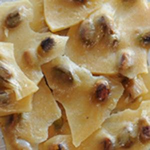 Pistachio Brittle