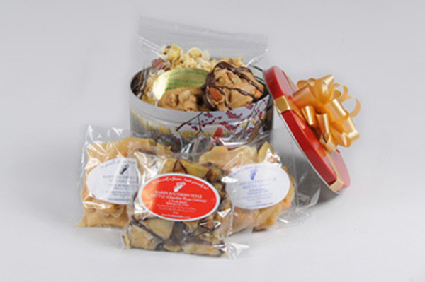 Assorted Brittle Gift Ti